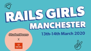Rail Girls X Student Beans
