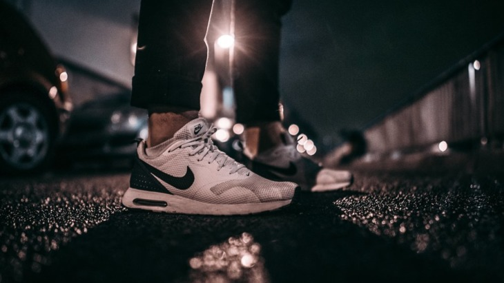 Popular student fashion brands: Nike is held in high regard by college students.