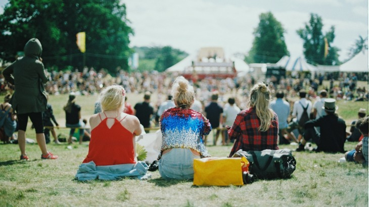 Students cannot wait to hit the muddy fields and attend a festival this summer.