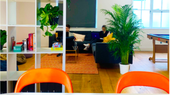 Student Beans moves offices in London; it's onwards and upwards from here!