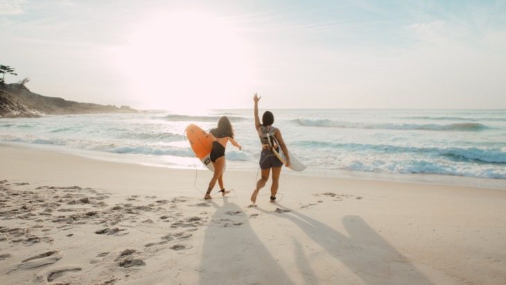 Travel marketing post-lockdown: encouraging students to return to the beach