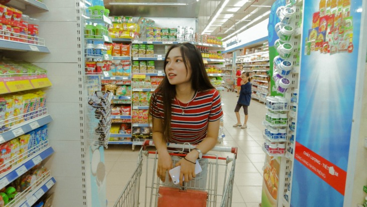 Back to School essentials: Students stock up on groceries