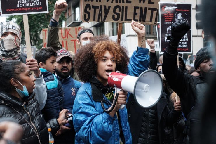 Black Lives Matter: Gen Z tell brands to listen up.