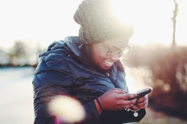 A trusty cell phone is a staple purchase for Gen Z in the US.