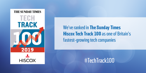 The Sunday Times Tech Track 100