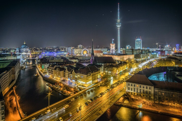 With over 3 million students, Germany is a great option to expand your brand.
