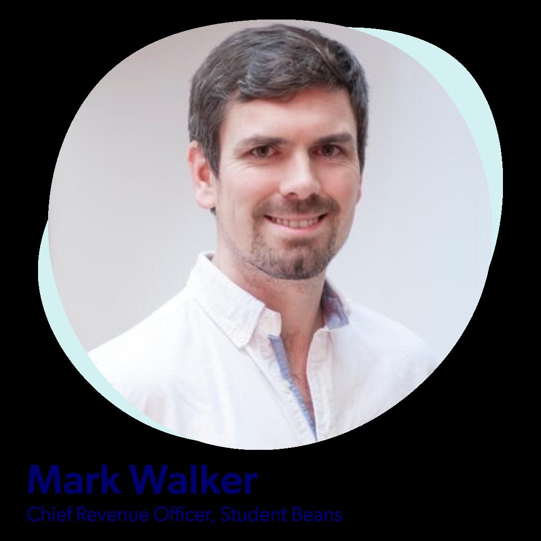 Mark Walker, CRO, Student Beans