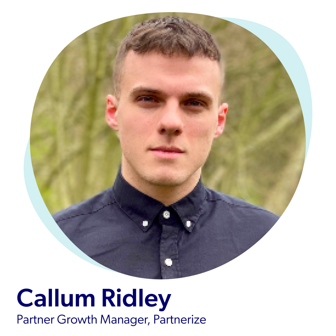 Callum Ridley, Partner Growth Manager, Partnerize