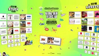 National online freshers fair