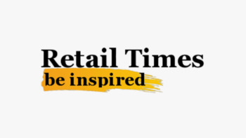 Retail Times Logo Card
